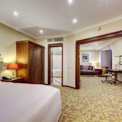 Гостиница Марриотт Москва Ройал Аврора 5* Представительский люкс с разными типами кроватей