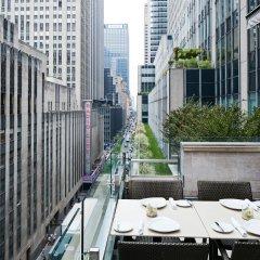 Radisson Hotel New York Midtown-Fifth Avenue терраса/патио