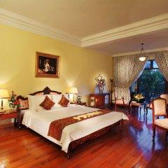Hotel Saigon Morin 4* Люкс с различными типами кроватей