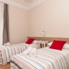Отель Weflating Passeig de Gracia 4* Улучшенные апартаменты с различными типами кроватей
