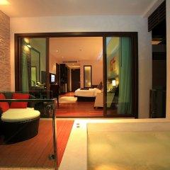 Отель Wyndham Sea Pearl Resort Phuket 4* Стандартный номер с различными типами кроватей фото 2
