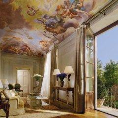 Four Seasons Hotel Firenze 5* Президентский люкс с различными типами кроватей фото 2