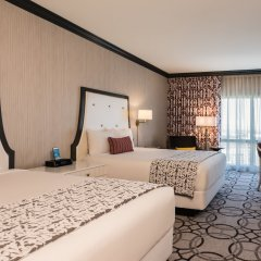 Отель Paris Las Vegas 4* Стандартный номер с различными типами кроватей фото 6