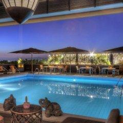 President Hotel бассейн на крыше фото 3