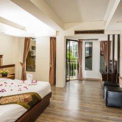 Отель La Vintage Resort комната для гостей