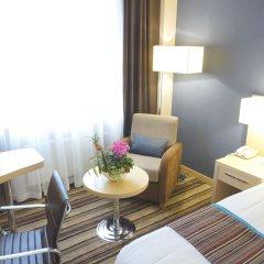 Гостиница Park Inn by Radisson Izmailovo Moscow 4* Стандартный номер с различными типами кроватей фото 7