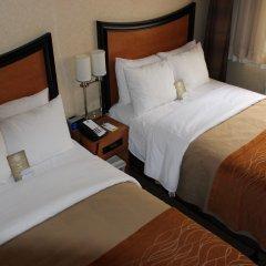 Redford Hotel 2* Стандартный номер с 2 отдельными кроватями