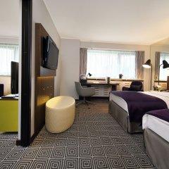 Radisson Blu Hotel Lietuva 4* Стандартный семейный номер с двуспальной кроватью