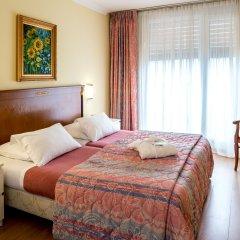 Отель Churchill 4* Улучшенный номер с различными типами кроватей