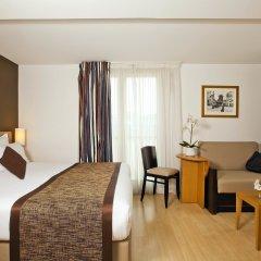 Residhome Appart Hotel Paris-Opéra 4* Студия с различными типами кроватей