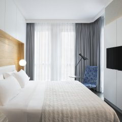 Visconti Palace Hotel 4* Люкс с различными типами кроватей фото 3