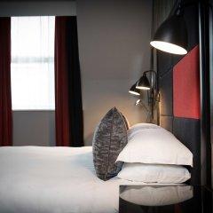 Отель Malmaison Manchester 4* Улучшенный номер с различными типами кроватей фото 4