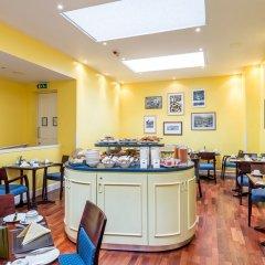 Отель Salisbury Green место для завтрака