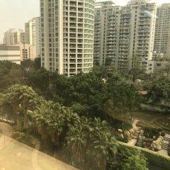 Sheraton Xiamen Hotel 4* Стандартный номер с различными типами кроватей
