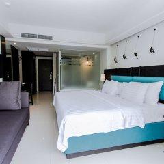 Отель Sugar Marina Resort - ART - Karon Beach 4* Номер Делюкс с различными типами кроватей фото 3