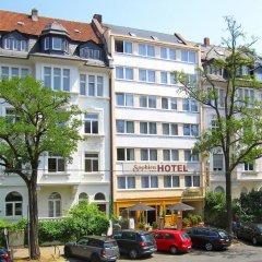Sophien Hotel Frankfurt парковка