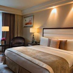 Гостиница Интерконтиненталь Москва комната для гостей