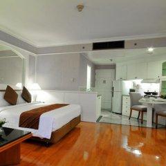 Отель Centre Point Pratunam 4* Представительский номер с разными типами кроватей
