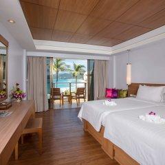 Отель Beyond Resort Karon 4* Номер Делюкс с двуспальной кроватью