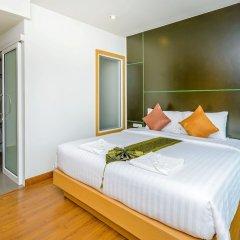 Отель The Three by APK 3* Улучшенный номер разные типы кроватей фото 2