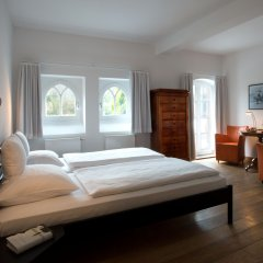 Hotel MutterHaus Düsseldorf 4* Стандартный номер с двуспальной кроватью