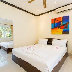 The Serenity Golf Hotel 3* Стандартный семейный номер разные типы кроватей