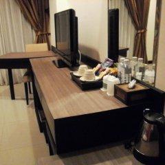 Malin Patong Hotel 3* Стандартный номер разные типы кроватей фото 2
