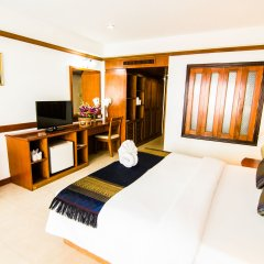 Отель Amata Patong 4* Номер Делюкс с различными типами кроватей