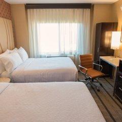 Отель Holiday Inn New York City - Times Square 3* Стандартный номер с различными типами кроватей фото 5