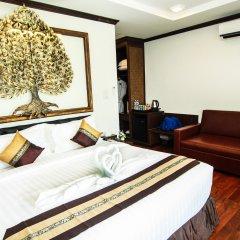 Отель Cabana Lipe Beach Resort 3* Улучшенный номер с различными типами кроватей