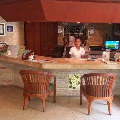 Отель Pacific Club Resort ресепшен