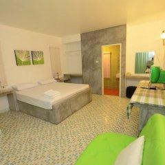 Отель Baan Suan Leela Бунгало с разными типами кроватей фото 2