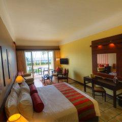 Отель Turyaa Kalutara 4* Улучшенный номер с различными типами кроватей