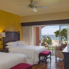 Отель Sheraton Grand Los Cabos Hacienda Del Mar 4* Номер Делюкс с различными типами кроватей