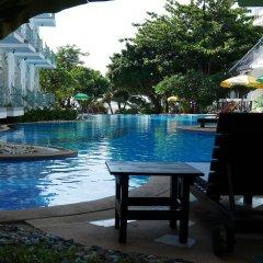 Отель Naklua Beach Resort бассейн