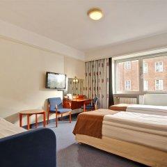 Richmond Hotel 3* Стандартный номер с разными типами кроватей фото 6