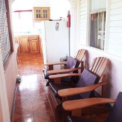 Отель Sandune Cottage Треже-Бич балкон