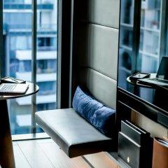 Отель InterContinental Singapore Robertson Quay балкон