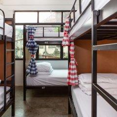 FoRest Bed & Brunch - Hostel Кровать в женском общем номере