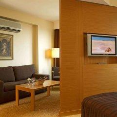 The President Hotel 4* Люкс с различными типами кроватей фото 2