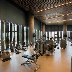Отель Rixos Premium Дубай фитнесс-зал