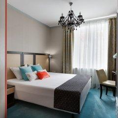 Гостиница Статский Советник 3* Стандартный номер с двуспальной кроватью