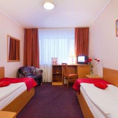Азимут Отель Уфа 4* Стандартный номер с различными типами кроватей фото 2