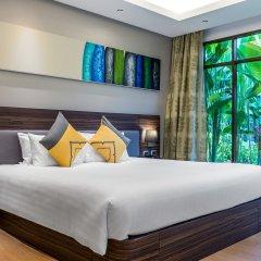 Отель Novotel Phuket Karon Beach Resort & Spa 4* Люкс