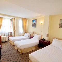 Historia Hotel - Special Class 3* Стандартный семейный номер разные типы кроватей