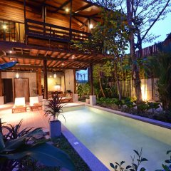 Отель Ananta Thai Pool Villas Resort Phuket комната для гостей фото 11