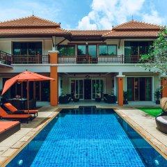 Отель Villa Laguna Phuket 4* Люкс повышенной комфортности с различными типами кроватей