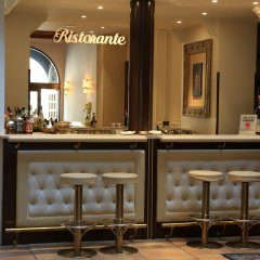 Hotel Pierre Milano ресторан