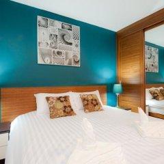 Rama Kata Beach Hotel 2* Улучшенный номер с двуспальной кроватью