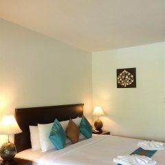 Отель Coconut Village Resort 4* Улучшенный номер с различными типами кроватей фото 4
